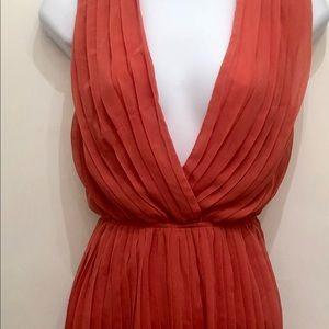Lush flirty dress